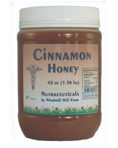 Cinnamon infused  42 oz Creamed honey