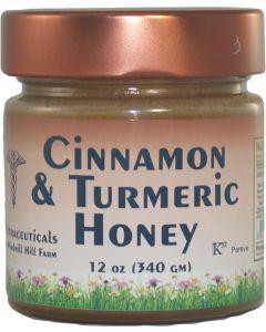 10 oz Cinnamon & Turmeric