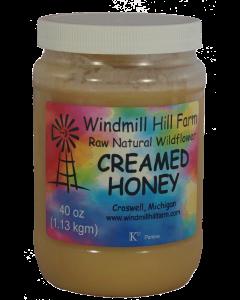 42 oz PET Jar Creamed Honey