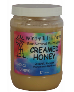 42 oz PET Jar Creamed Honey